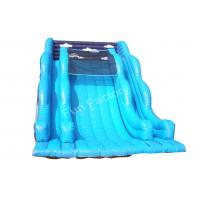 Buy cheap Little Tikes Adult Giant Inflatable Slide Pool With 3 Layer , PVC Tarpaulin from wholesalers