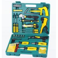 Buy cheap 45 pcs telecom tool set ,with multimeter,soldering iron ,solder wire ,pliers from wholesalers