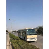 Buy cheap 2016 Japan used car used toyota coaster bus used diesel/petrol/gasoline mini coach bus for sale from wholesalers