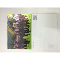 Buy cheap 0.6MM PET 3D Lenticular Postcards / 3d animation picture With CMYK Printing from wholesalers