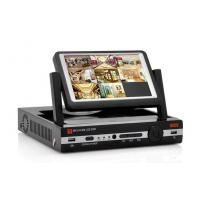 Buy cheap 7 Inch LCD 8 Channel D1 H.264 Standalone Security DVR with HDMI , VGA , LAN from wholesalers