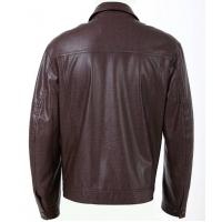 Buy cheap Size: 46 M Casual, European Lightweight 100% viscose PU  Leather Jackets for Adults product
