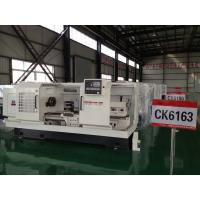China High Precision CNC Turning Lathe Machine With Siemens Control System on sale