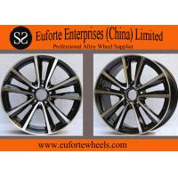 Buy cheap 16inch Black Mercedes Benz Aftermarket Wheels Aluminum Alloy Wheels For B200 E260 from wholesalers