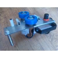 Buy cheap Pneumatic Manual Edge Roller Press for Double Glazing Units Double Glazing Equipment product