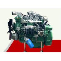 Buy cheap FAW CA4DF2-17 4 Cylinder Diesel Engine For Bus / Truck / Cars CCC from wholesalers