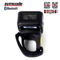 Buy cheap Mini Portable Android 2D Finger Barcode Scanner Increase 15% - 30% Productivity from wholesalers