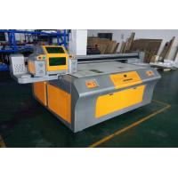 Buy cheap Flatbed UV Inkjet Printer, Commercial Printing Machine for PVC / Corrugated Cardboard from wholesalers