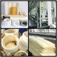 Buy cheap dust collector  filter bags PE ACYLIC NOMEX PPS GLASSFIBER P84 from wholesalers