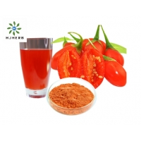 Buy cheap Wolfberry Juice Powder Active Ingredients Goji Juice Powder product