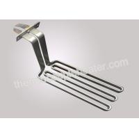 Buy cheap Various Shaped Oven Bake Heating Tubular Electric Heaters High Pressure Resistance from wholesalers
