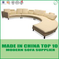 Buy cheap New Latest Design  leisure  European Sectional Living Room Modern Sofa from wholesalers