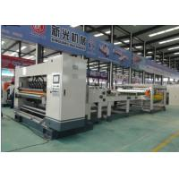 Buy cheap Corrugated Carton Machine 2ply Production Line For Cardboard Making from wholesalers
