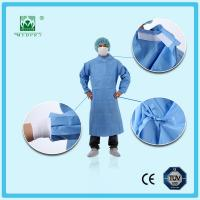 Buy cheap Wholesale Best Price Sterile Disposable Surgical Gown with hand towel from wholesalers
