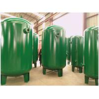 Buy cheap ASME Certificated Compressed Air Storage Tank Low Pressure Vertical Orientation from wholesalers