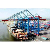 Buy cheap Ship-to-Shore Gantry Crane  Lifting Capacity: 30.5-50t Span: 10.5-22m Working Level: A7, A8 from wholesalers