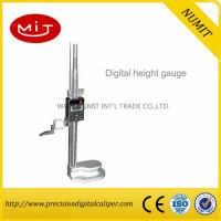 Buy cheap 0-300mm/0-12 Electronic Digital Height Gauge with Single Beam/Measuring calipers from wholesalers