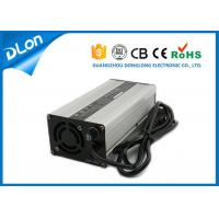 Buy cheap power supply lead acid / li-ion / lifepo4 battery charger 24v 10a from wholesalers