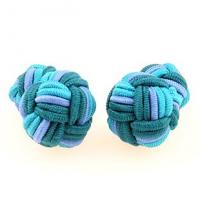 Buy cheap Colorful Silk Knot Cufflinks from wholesalers