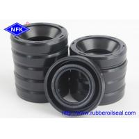 Quality NBR Material Rubber Oil Seal , NOK Double Lip Oil SealFor High Temperature for sale