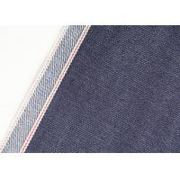 Buy cheap Soft Lightweight Denim Fabric , Jackets Cotton Polyester Spandex Denim Fabric from wholesalers