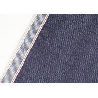 Buy cheap Soft Lightweight Denim Fabric , Jackets Cotton Polyester Spandex Denim Fabric product