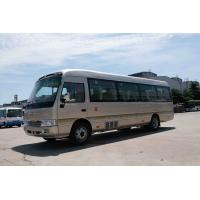 Buy cheap Front engine Coaster Bus Sightseeing Passenger Vehicle 410Nm /1500rpm Torque product
