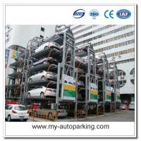 Buy cheap Vertical Rotary Parking System Project from wholesalers