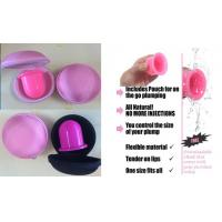 Buy cheap CE Pout Lip Enhancement Suction , Fullips Medium Oval Lip Plumping Suction Cup from wholesalers