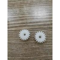 Buy cheap OEM Durable Precision Plastic Gears , Plastic Spur Gears Customized Color For Toy from wholesalers