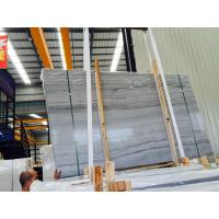 Buy cheap Marble Slab, New Blue Wood Marble,Hot In USA Market Wood Vein Marble,Marble Tile,Marble Flooring&Wall Material from wholesalers