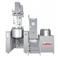 Buy cheap emulsifying machine and vacuum homogeneous emulsifier from wholesalers