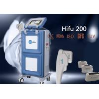 Buy cheap High Intensity Focused Ultrasound Vertical Equipment For Wrinkle Removal Treatment from wholesalers