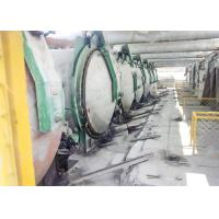 Buy cheap Φ2.5m Custom High Steam Pressure AAC Autoclave For AAC Block Making Plant from wholesalers