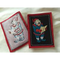 Buy cheap Latest Handwork Cartoon Patten Custom Embroidered Patches For Clothing from wholesalers