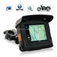 Buy cheap Motorcycle GPS Navigator Peaklife - 3.5 Inch Screen with All Terrain Edition Language Option More (L302) from wholesalers