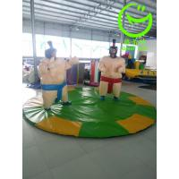 Buy cheap Hot selling kids and adults  inflatable sumo wrestling suits  with 24months warranty from wholesalers