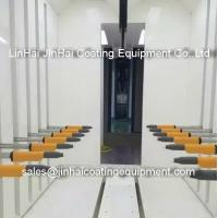 Buy cheap High Quality Automatic Powder Painting Spray Booth Powder Paint Cabinet from wholesalers