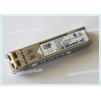Buy cheap 1000BASE-SX SFP GBIC Optical Transceiver Module With DOM Cisco GLC-SX-MMD from wholesalers
