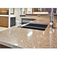 Buy cheap Giallo Alba Natural Stone Vanity Countertops for Kitchen Cabinet from wholesalers