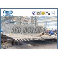 Buy cheap Customized Designed Boiler Water Wall , Carbon Steel Membrane Water Panel from wholesalers