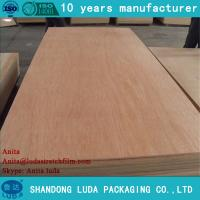 Buy cheap Luda 1220*2440mm 6mm birch veneer fancy plywood for India market from wholesalers