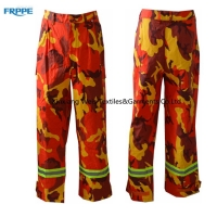 Buy cheap Reflective Fire Retardant Cargo Pants Arc Flash Protective from wholesalers