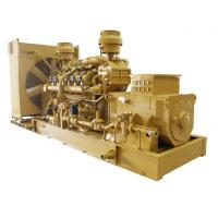 Buy cheap Industrial Natural Gas Generator Set 600KW Power Plant Power Supply For Factory from wholesalers
