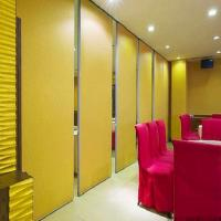Buy cheap Movable Sliding Folding Room Dividers for Banquet Hall / Sound Proof Partition Walls from wholesalers