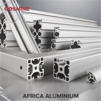 Buy cheap 80x80 Industrial Aluminium Profile Automated Assembly Partition 3.70 Kgs / Meter from wholesalers