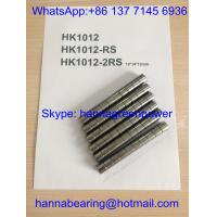 Buy cheap HK101412 / HK1012 / HK1012-RS / HK1012-2RS Drawn Cup Needle Roller Bearing With Seals 10*14*12mm from wholesalers