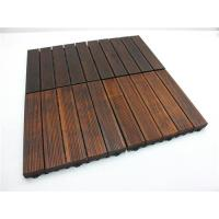 Buy cheap Home Decorators Bamboo Wood Panels Water Resistant For Bathroom Floor from wholesalers