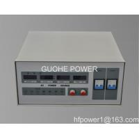 Buy cheap 1 kVA Frequency Converter 60Hz to 50Hz from wholesalers