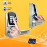 Buy cheap High Sensitivity Smart Digital Door Lock , Remote Electronic Door Locks For Homes from wholesalers